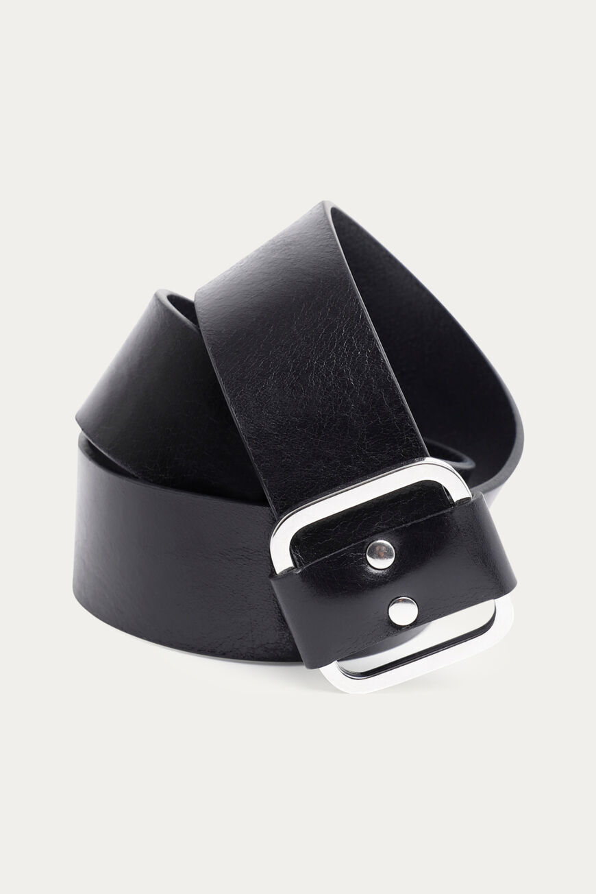BELT BOXANE Main NOIR