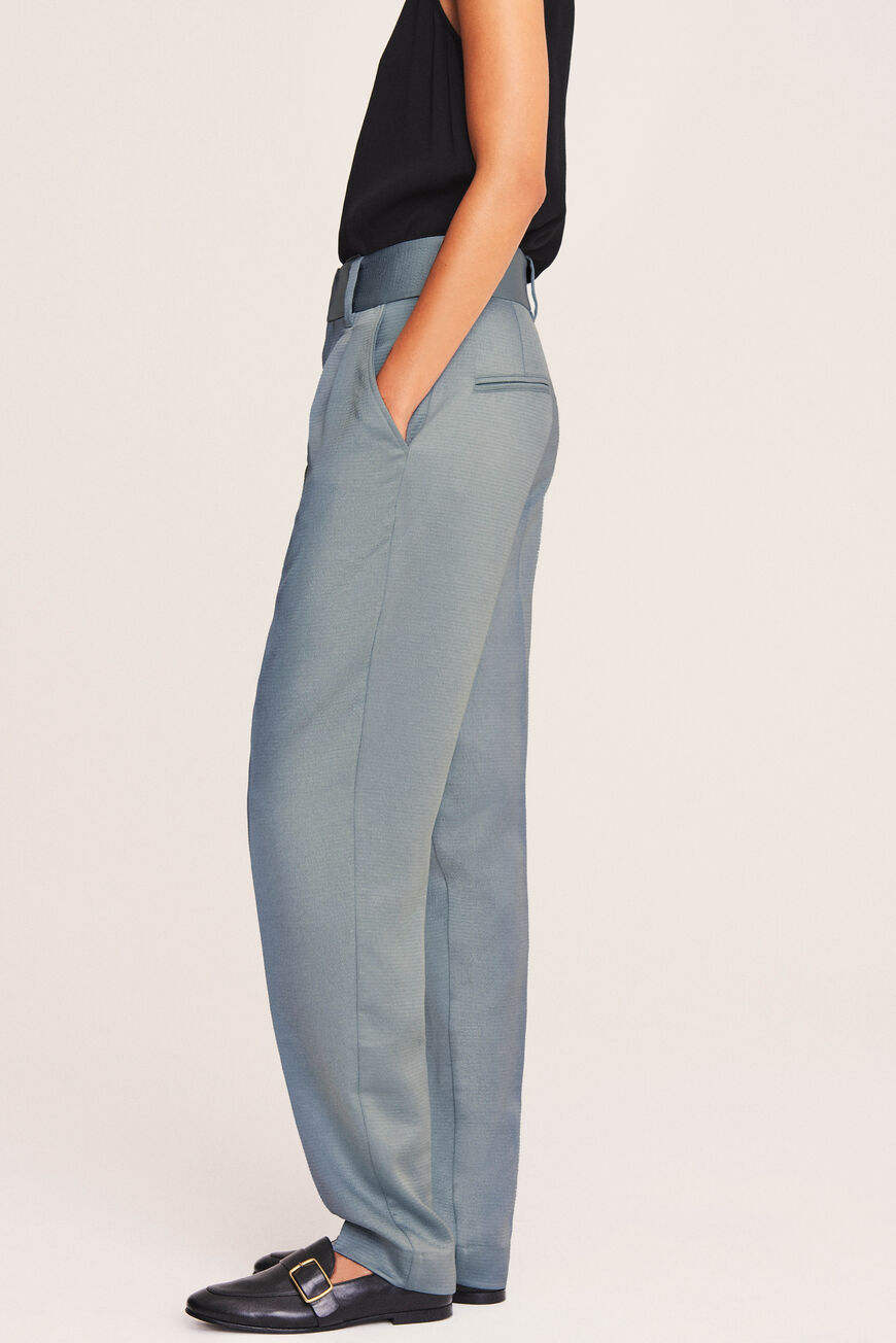 WONKA TROUSERS SATIN TOUCH