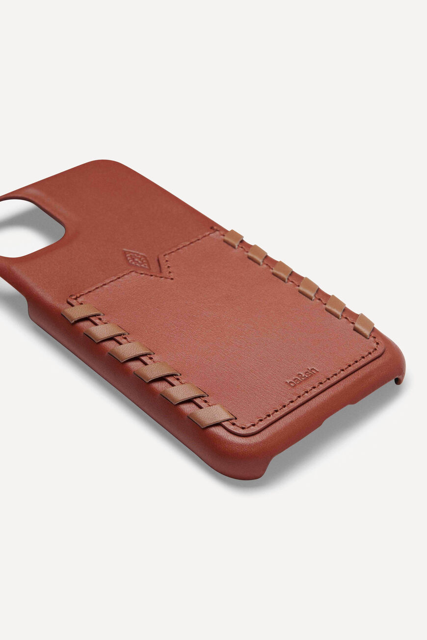 CALFSKIN IPHONE CASE Main