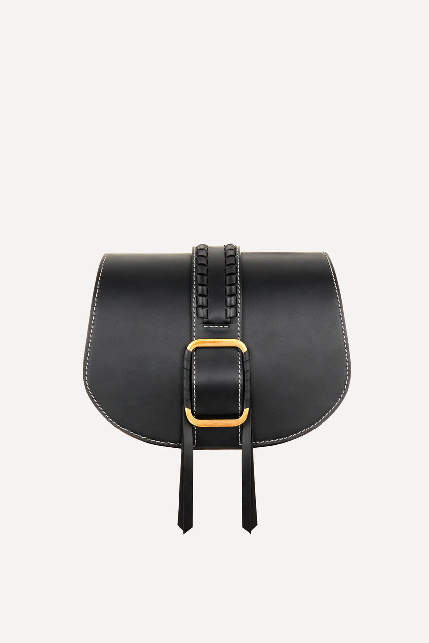 SCHOUDERTAS TEDDY CROSSBODY BAGS NOIR