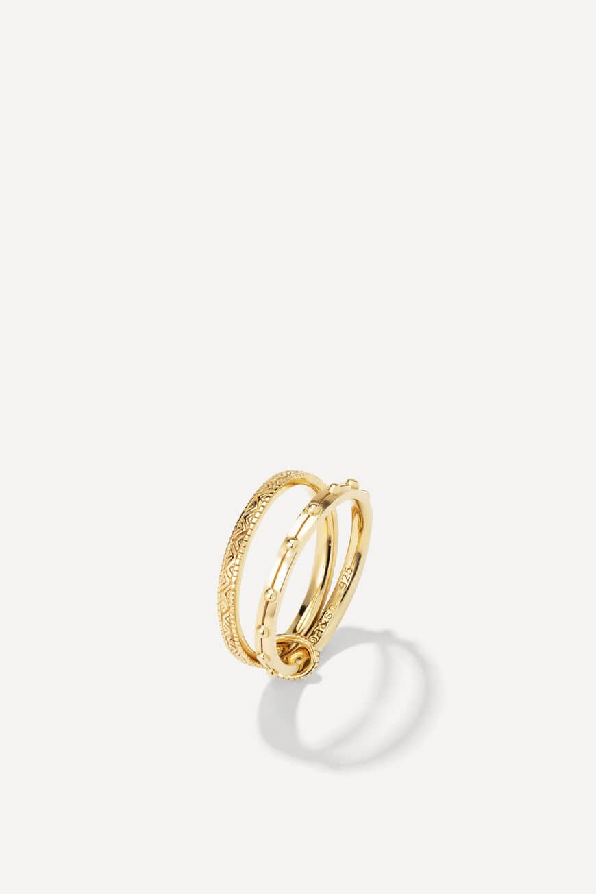 RING ROMY JEWELS OR