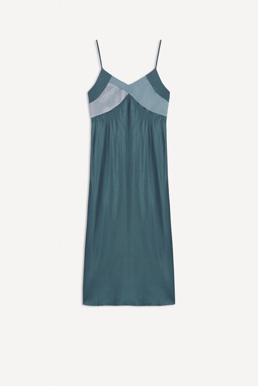 CREW DRESS MIDI DRESSES