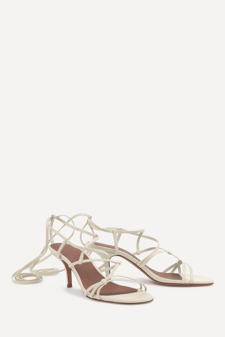 SANDALES CELLY CHAUSSURES OFFWHITE