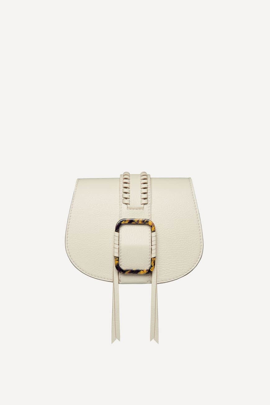 TEDDY S DOLCE VITA BAG -40% off CREME