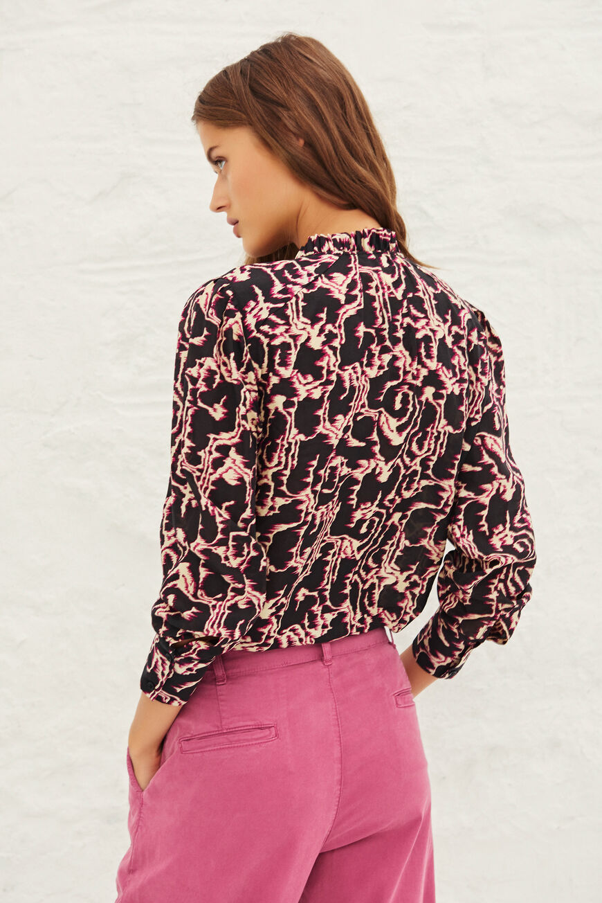 SHIRT TOSTE TOPS & SHIRTS CARBONE