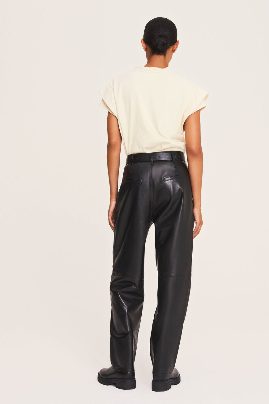 PANTALON KARY TROUSERS NOIR