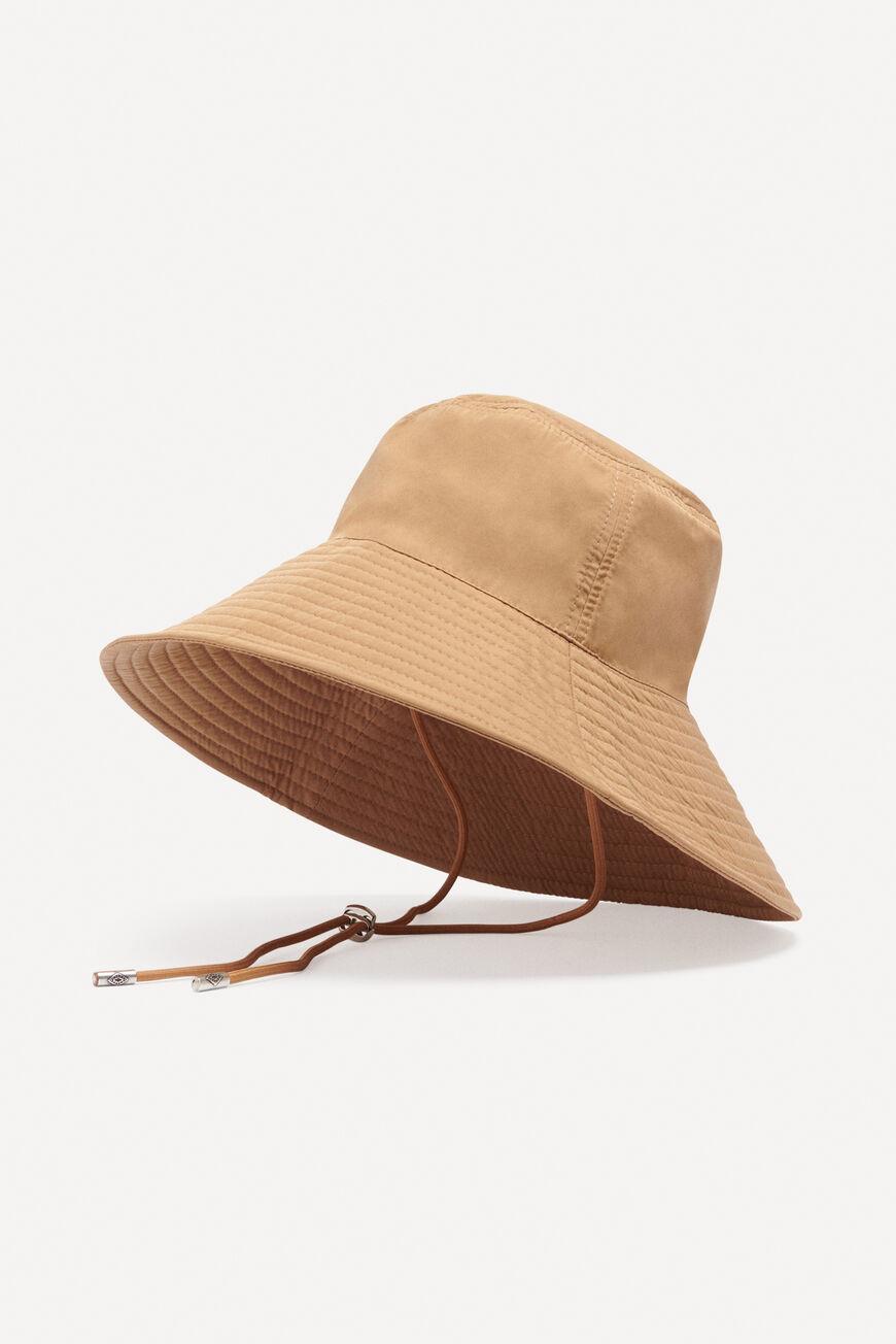 HAT HUMBRELLA HATS & CAPS BEIGE BA&SH