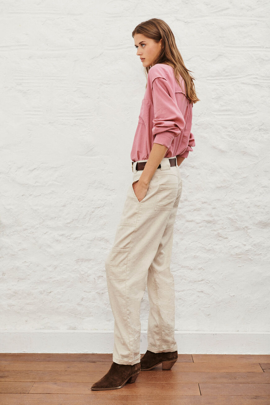 CURIOUS TROUSERS TROUSERS & JEANS