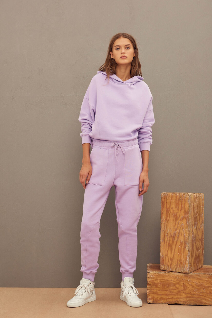 PANTS TOLEDO TROUSERS VIOLET
