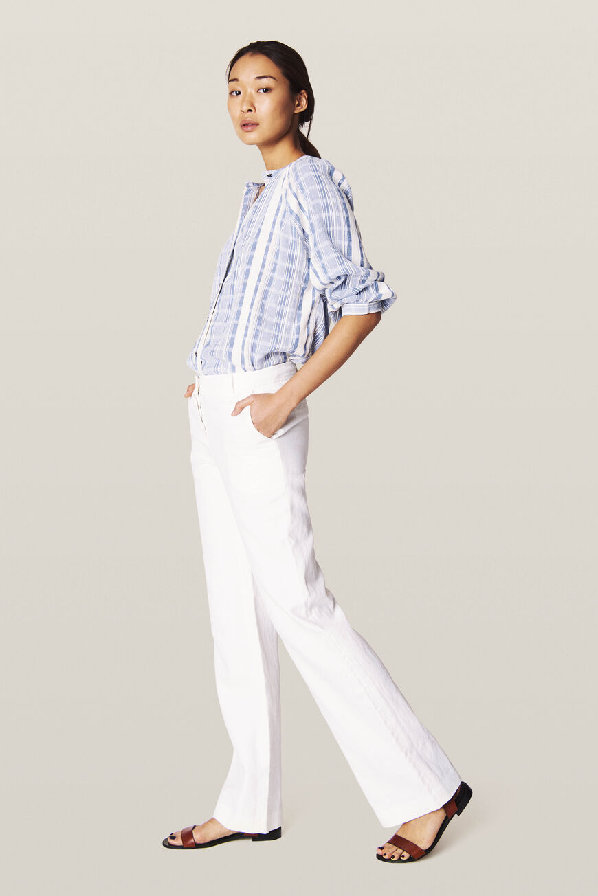 TROUSERS GASPARD TROUSERS & JEANS