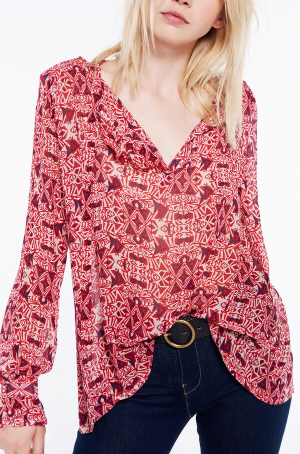 RODEO BLOUSE