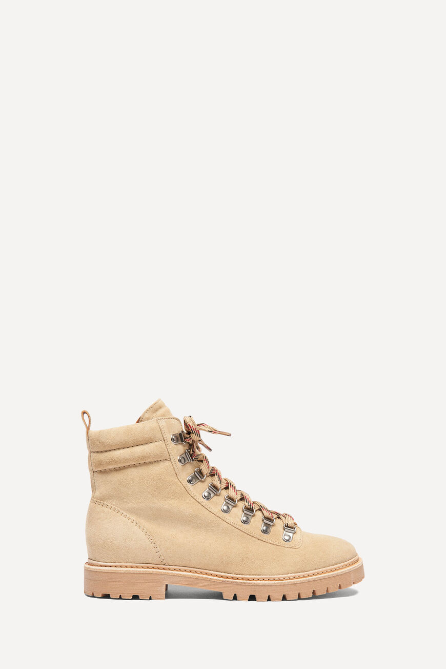 BOTTINES COLORADO CUIR