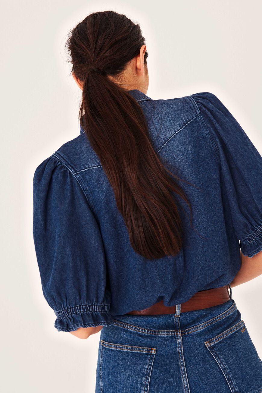 DANEE SHIRT SHIRTS BLUEJEANS