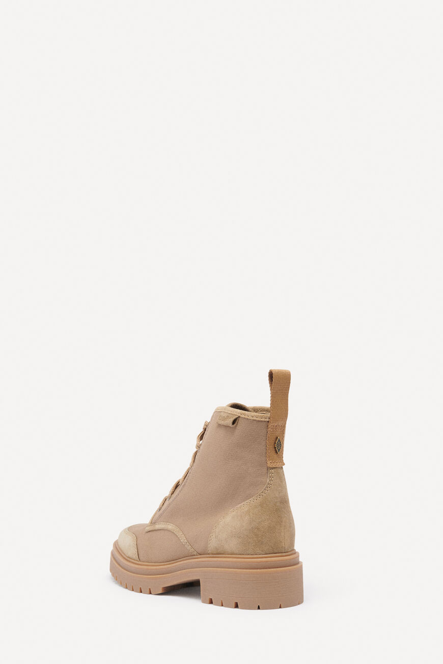 BOTINES CANASTRA BOOTS GREIGE
