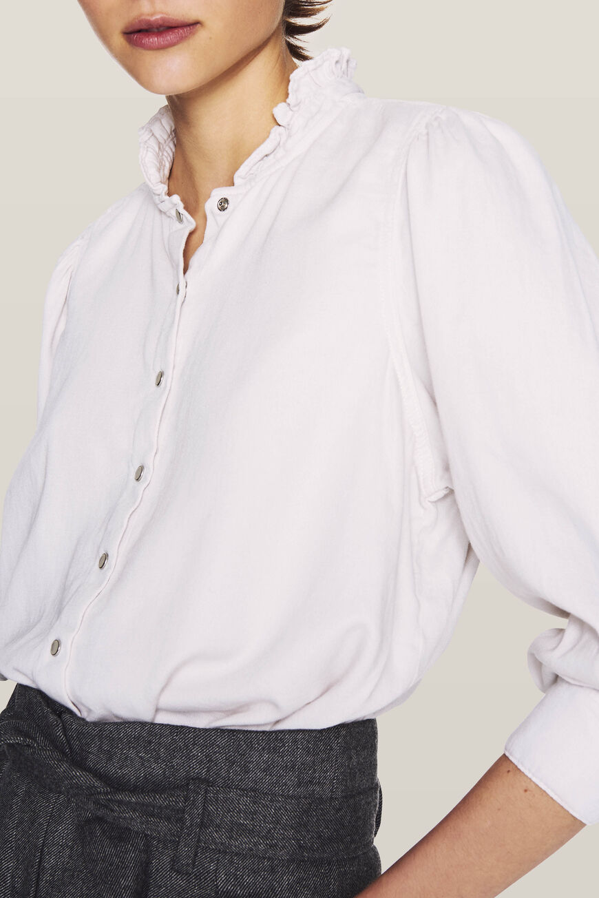 CAMISA AXELLE TOPS & CAMISAS