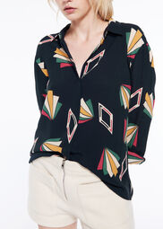 VOOL BLOUSE