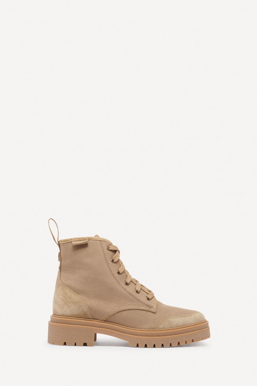 BOOTS CANASTRA BOOTS & BOTTINES GREIGE BA&SH