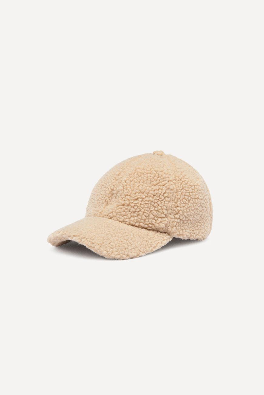 CASQUETTE HIMALA HATS & CAPS ECRU BA&SH