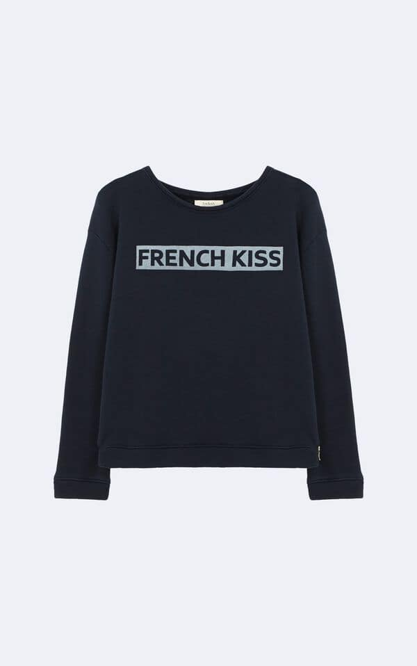 SWEATSHIRT KISS