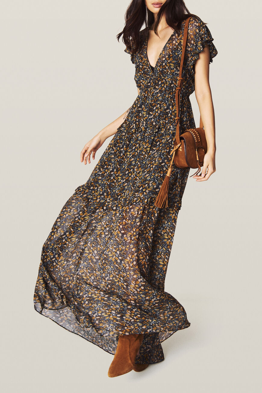 DRESS SAMANTA Dresses CARBONE