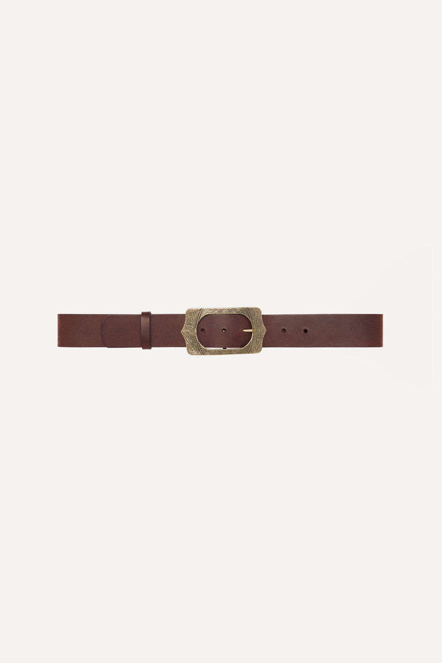 BELT BELINA BELTS MARRON
