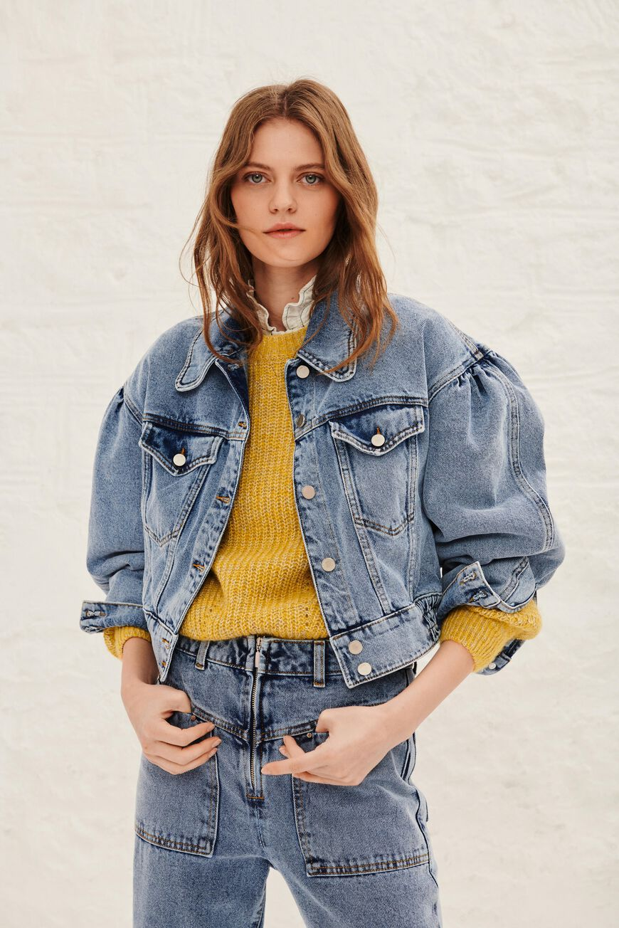 JACKET DILARA JACKETS DENIM