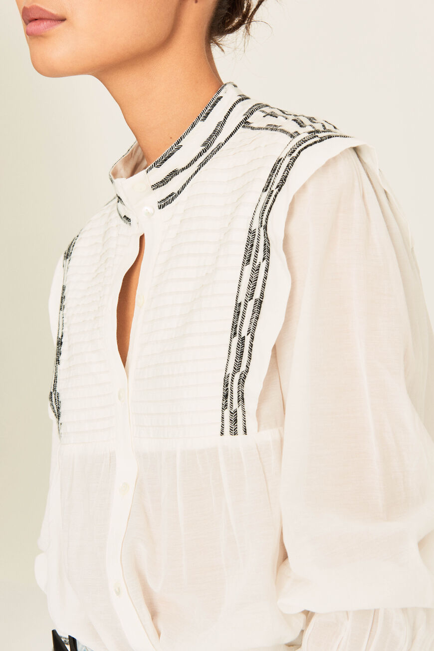 TOP MOUSSE TOPS & SHIRTS