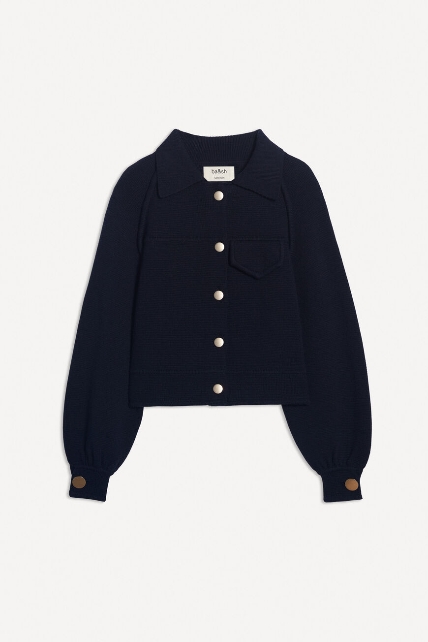 JERSEY BRUT JUMPERS MARINE