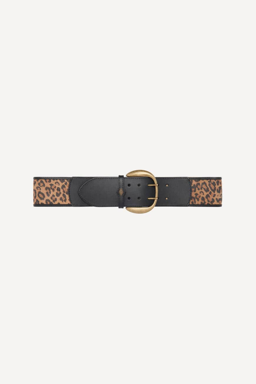 BELPHINE BELT BELTS NOIR