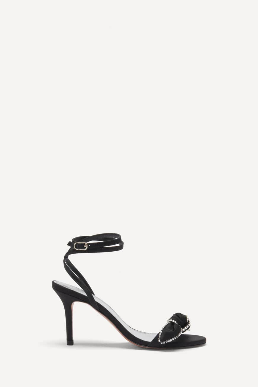 SANDALETTEN NCARMIN PUMPS AND SANDALS NOIR