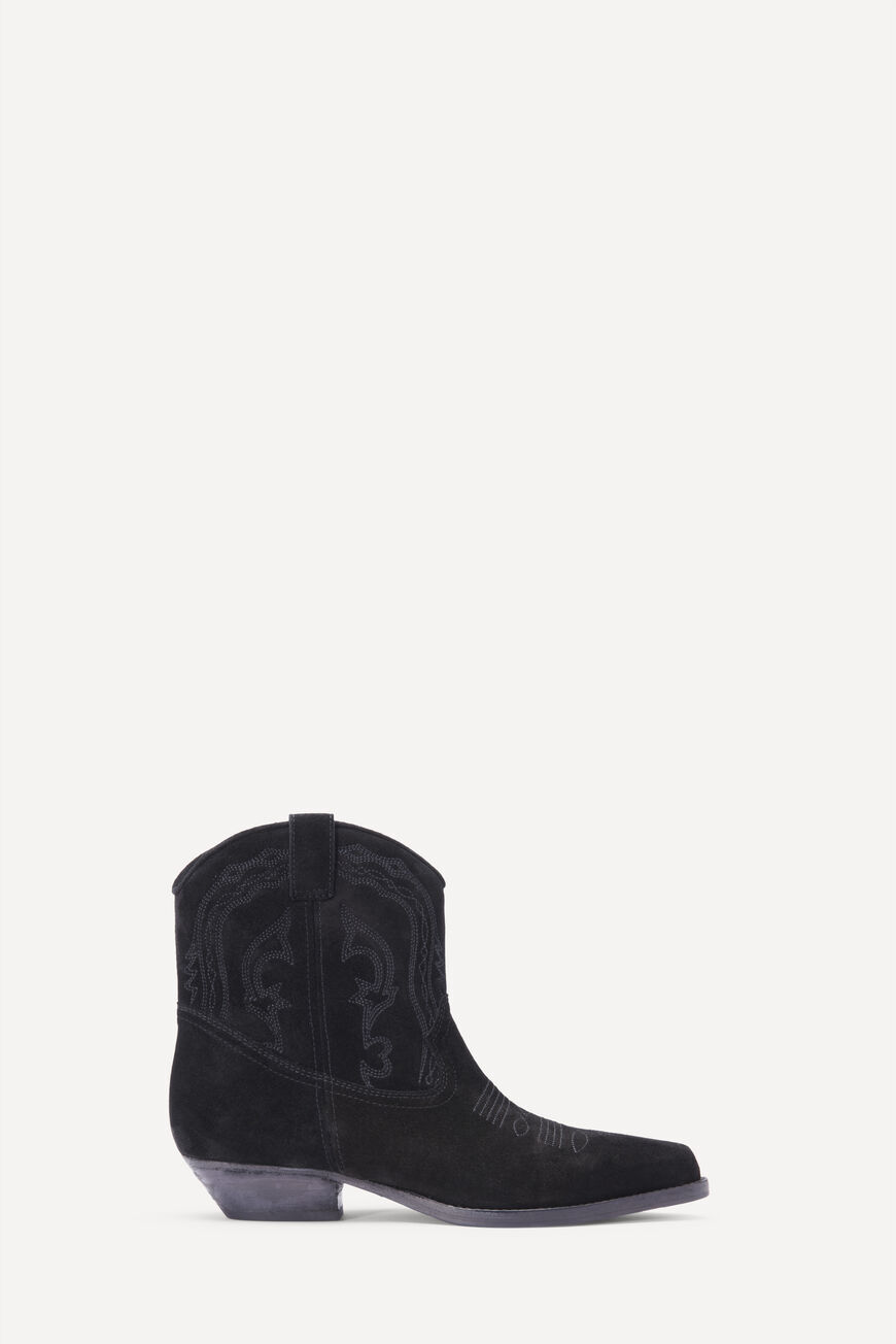BOTTINES COLT BOOTS NOIR