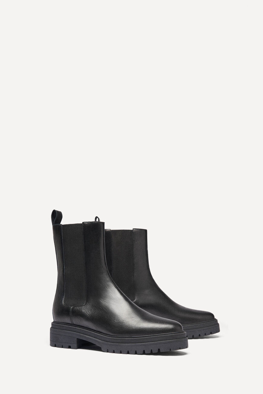 CHELSEA-BOOTS CODALIE New Collection NOIR