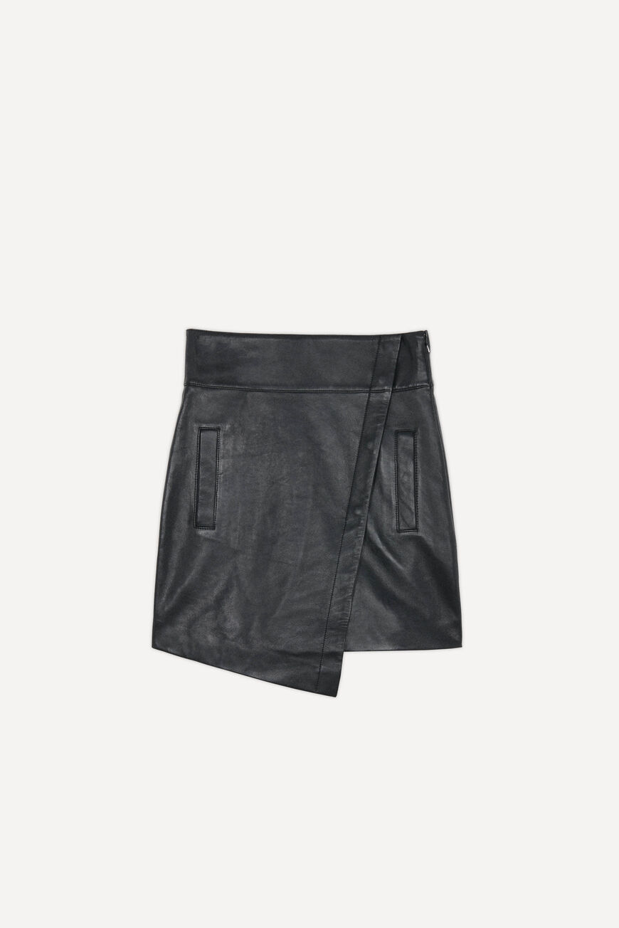 JUPE PHANIE JUPES & SHORTS NOIR