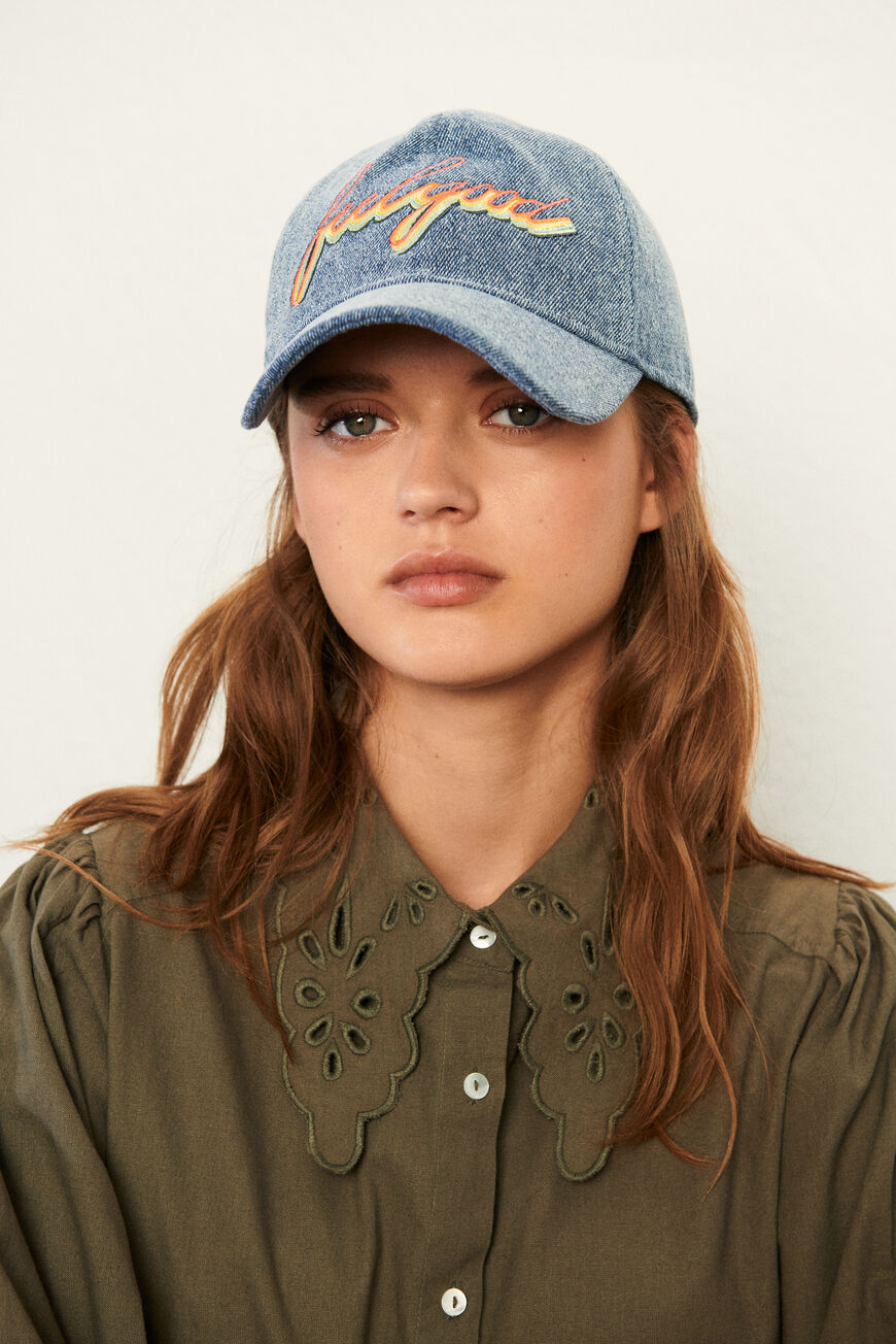 PET HALI HATS & CAPS DENIM