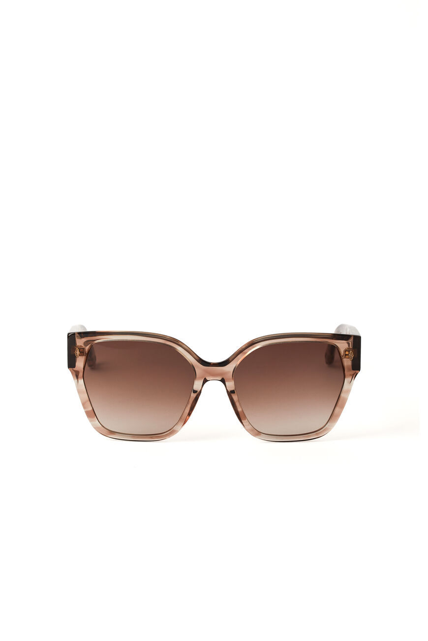 SUNGLASSES LUCE EYEWEAR MARRON