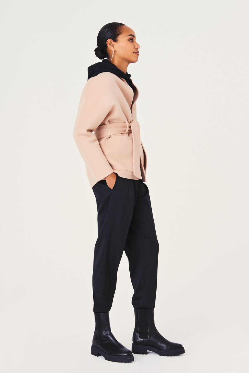 BLAME COAT -50% off BEIGE