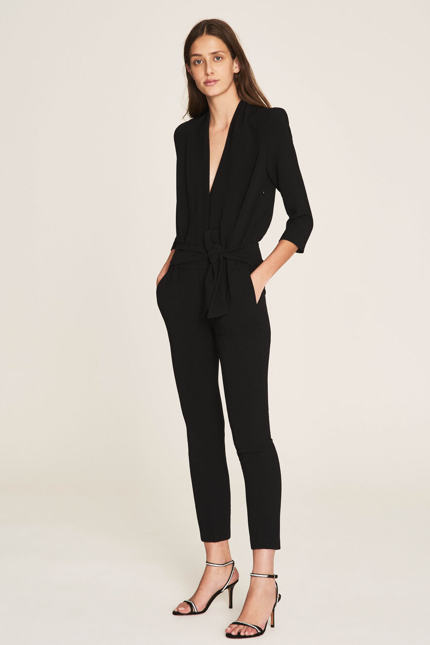 JUMPSUIT CYCY -50% off NOIR