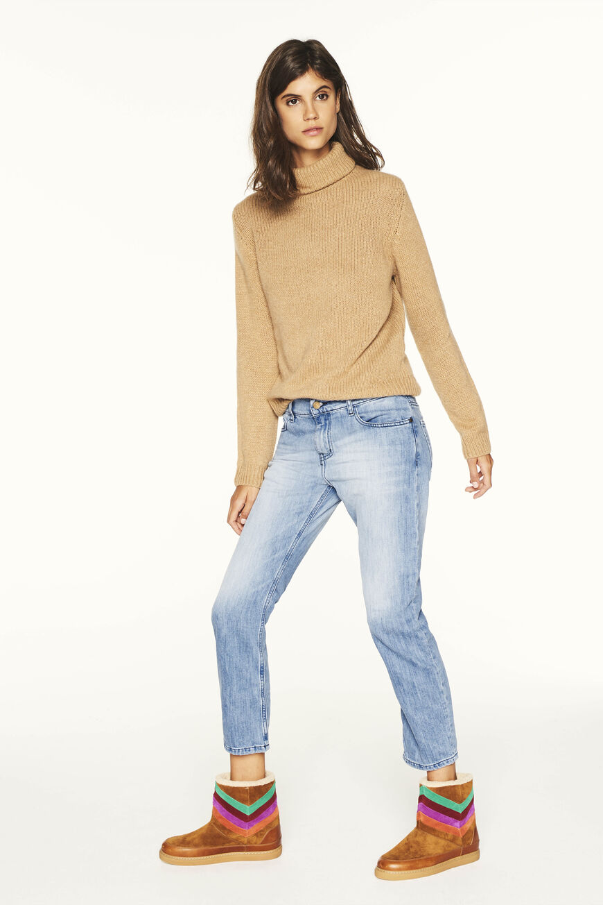 ROMY JEANS TROUSERS & JEANS