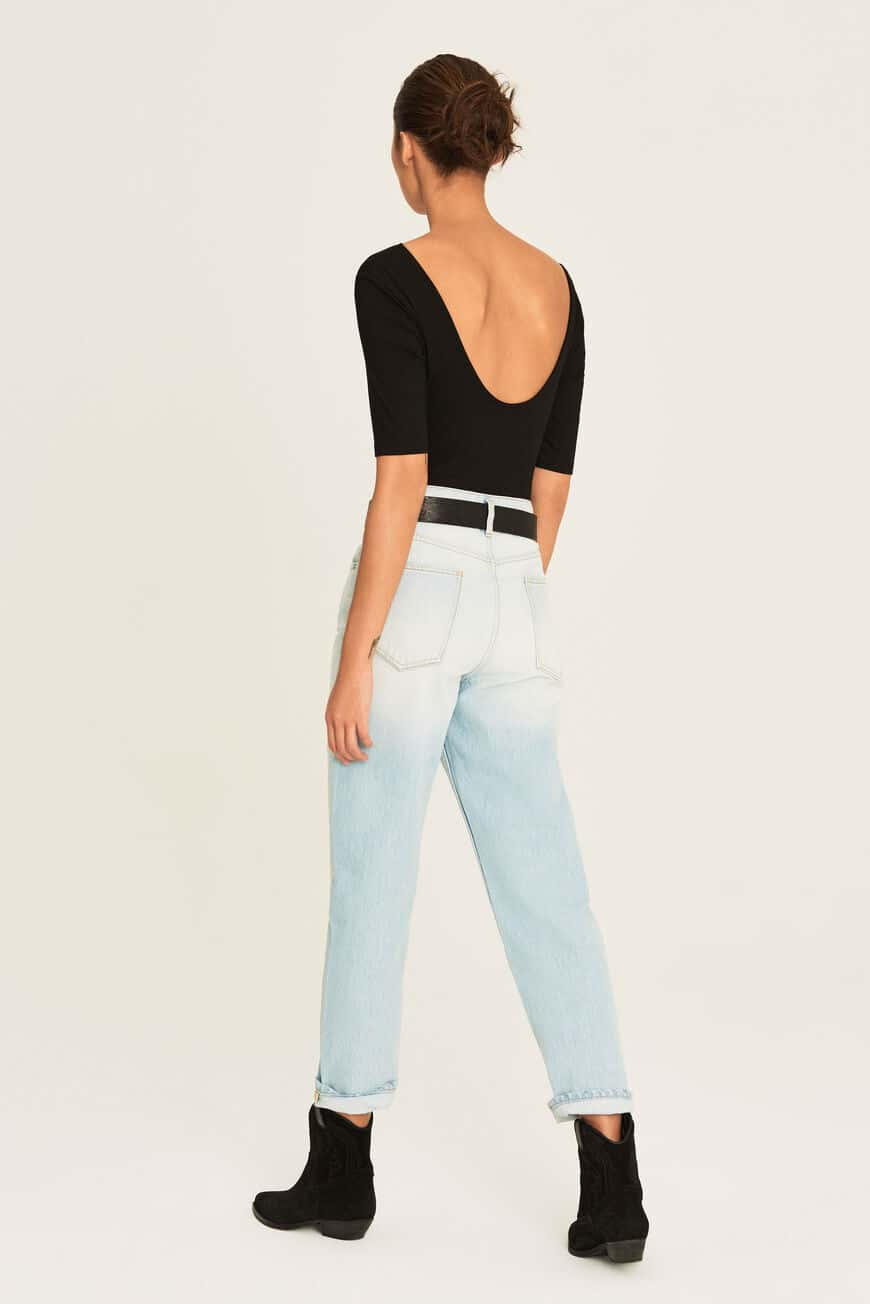 JEANS HOLONA TROUSERS & JEANS
