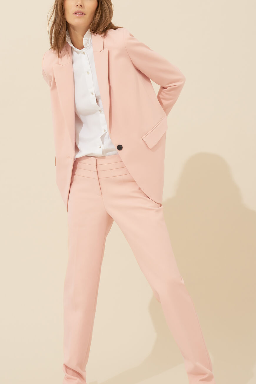 VESTE WALL 65% ROSE