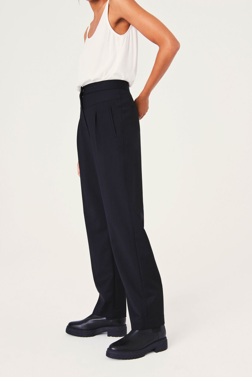 CLUB PANTS TROUSERS NOIR
