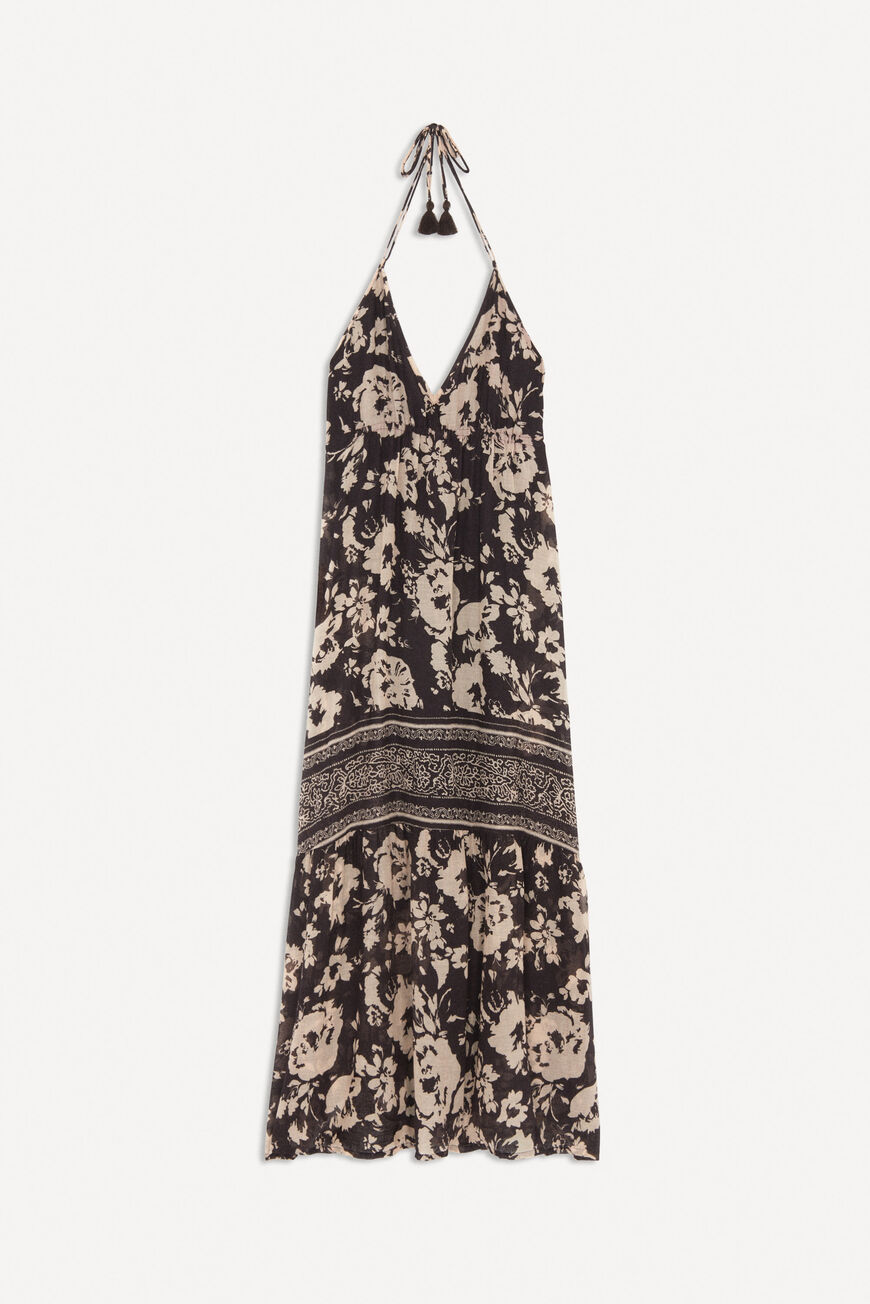 ROBE DOWNTOWN MAXI DRESSES CARBONE