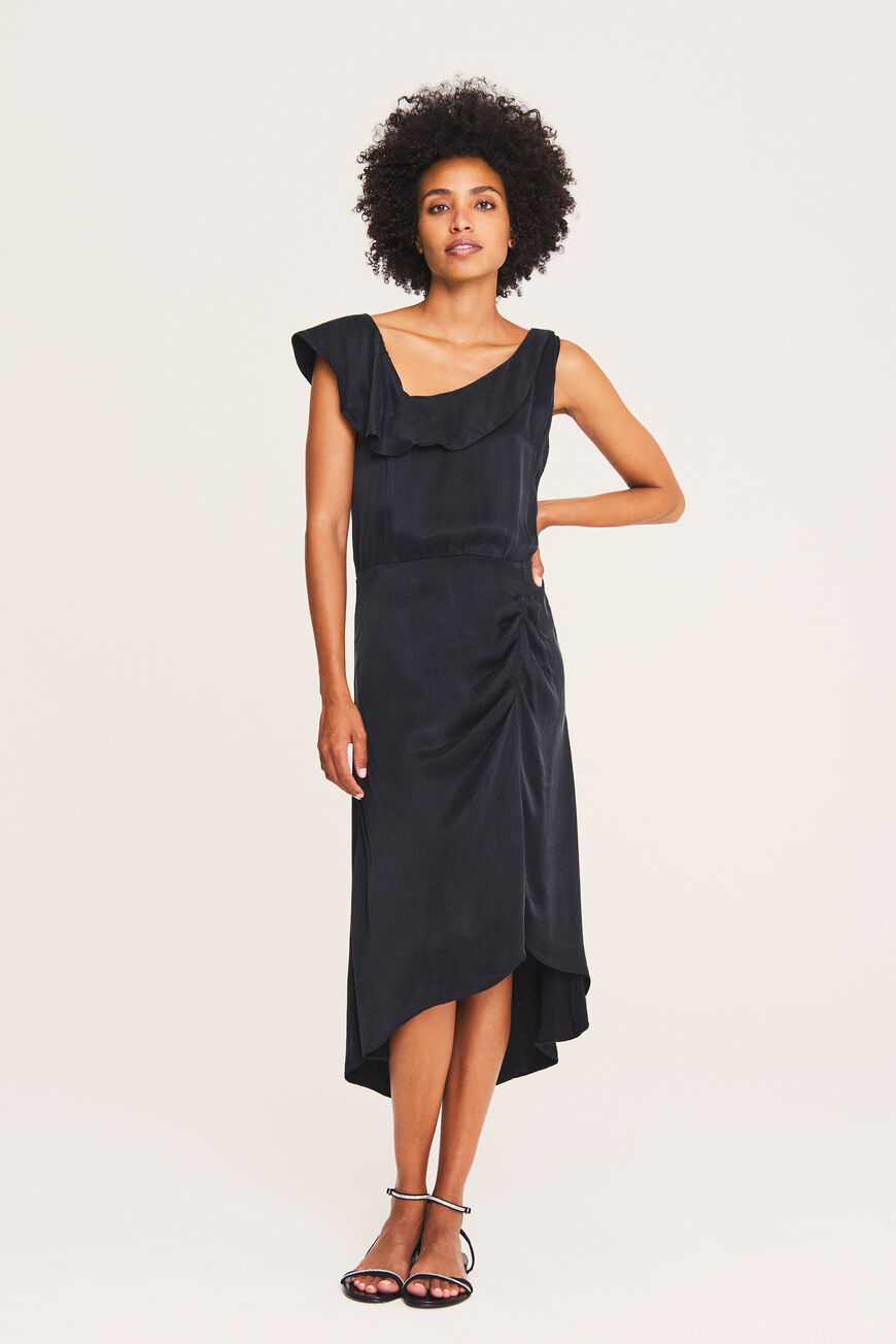 BANDY DRESS DRESSES NOIR