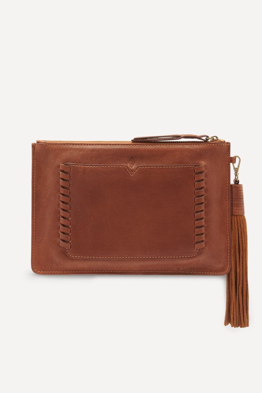 TEDDY M WESTERN POUCH SMALL LEATHER GOODS