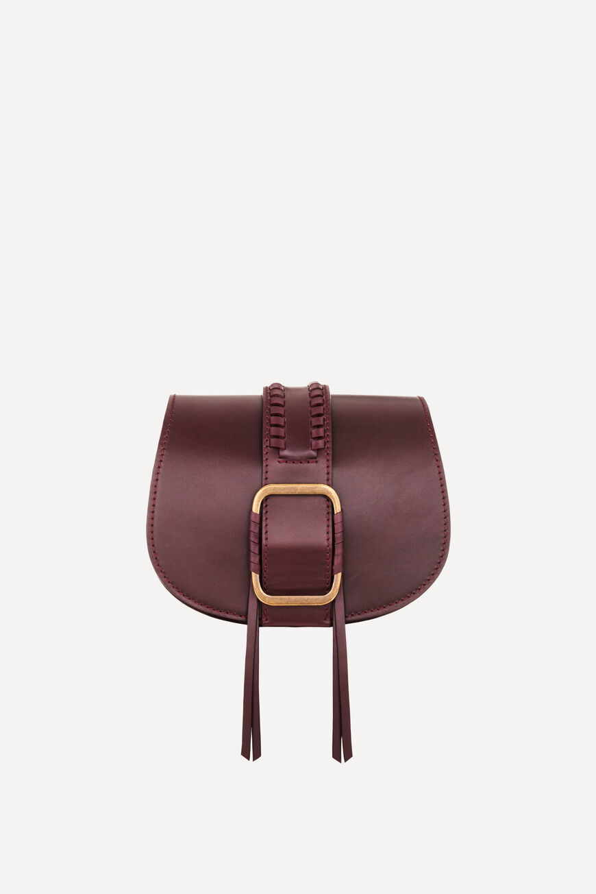 TEDDY S LEATHER BAG -40% off