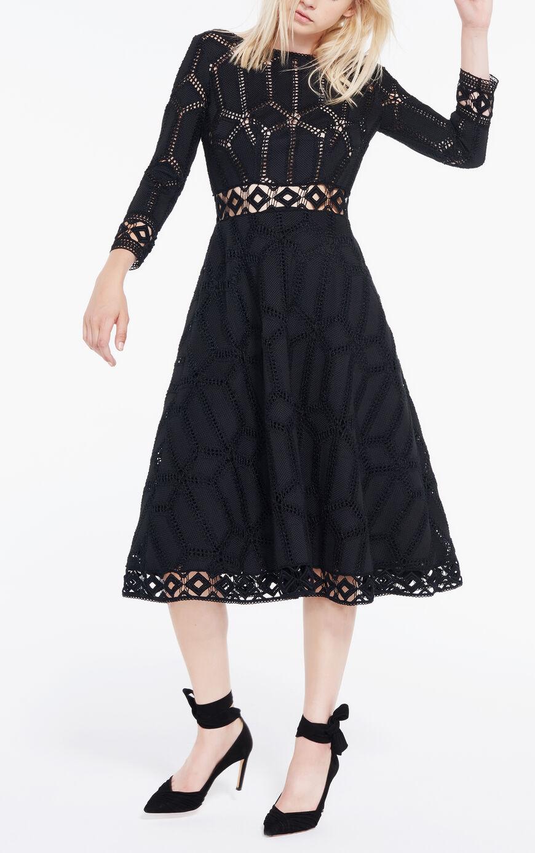 DRESS ROSWELL Dresses NOIR
