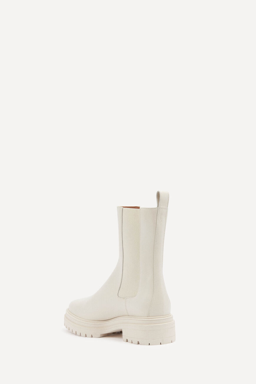 CHELSEA-BOOTS CODA CHAUSSURES OFFWHITE