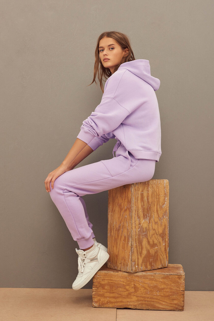 TIMEO SWEAT New Collection VIOLET