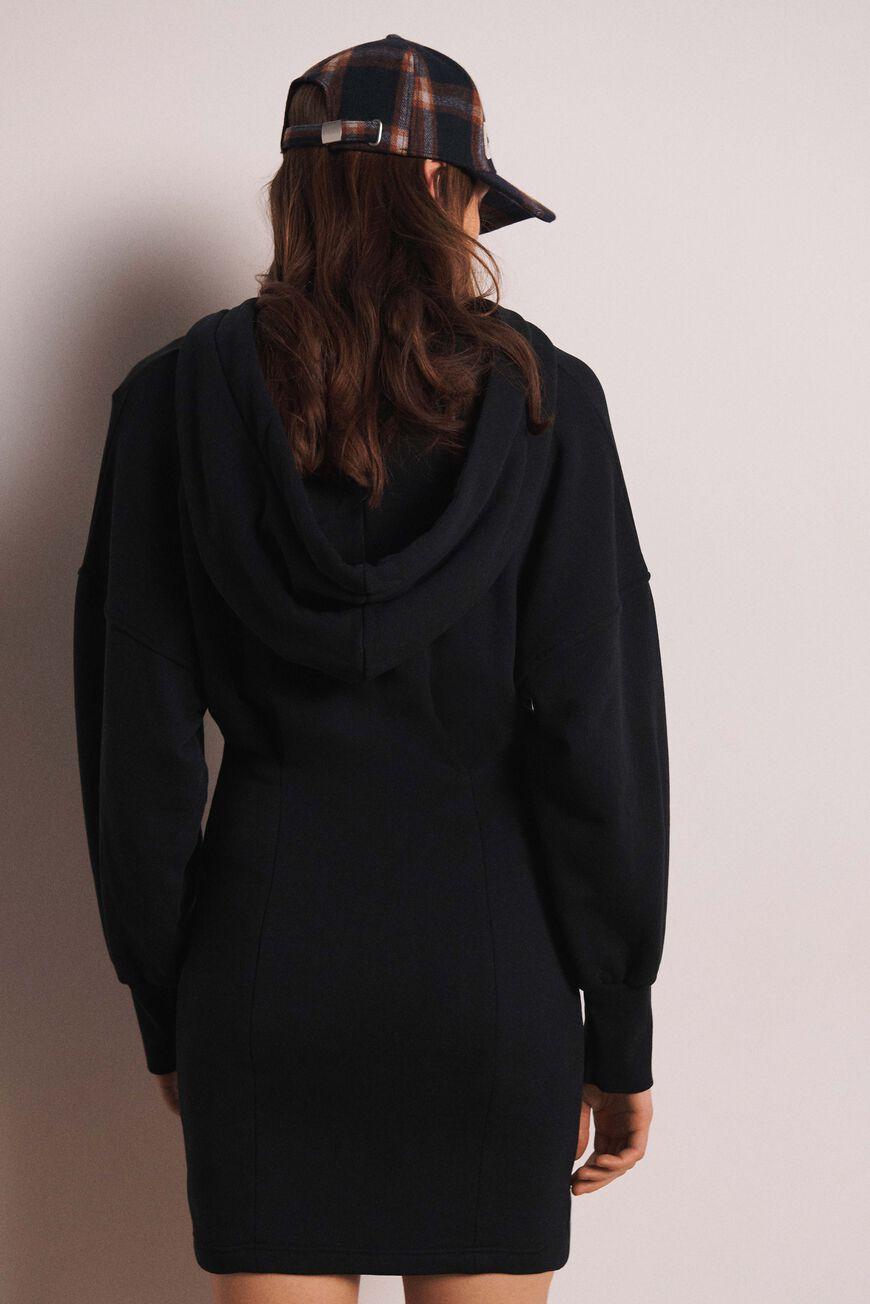 DRESS VARA MINI DRESSES NOIR BA&SH