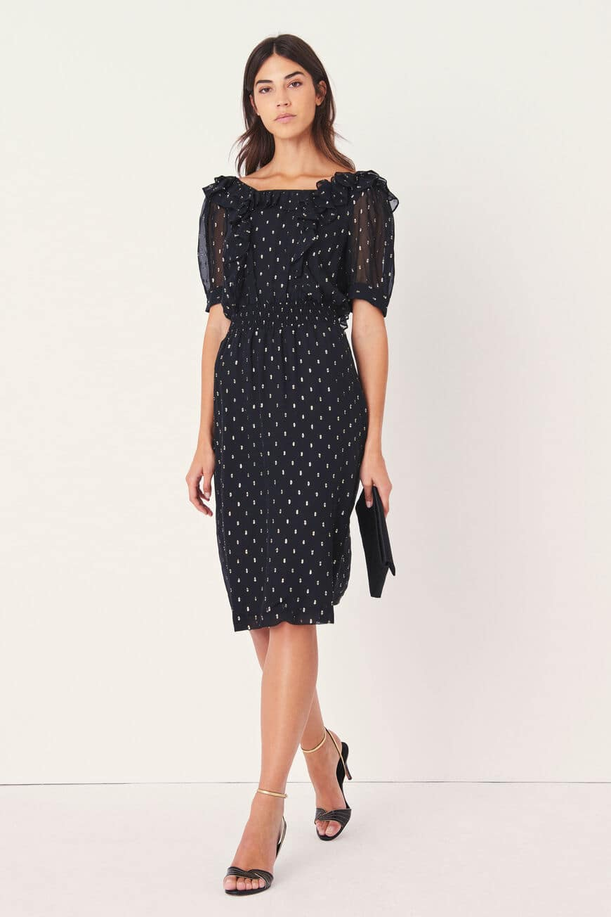 DRESS ROMEO MIDI DRESSES